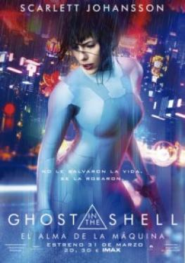 Ghots in the shell: el alma de la máquina