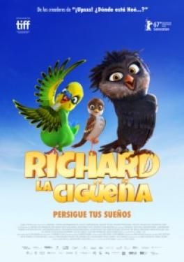 Richard: la cigüeña