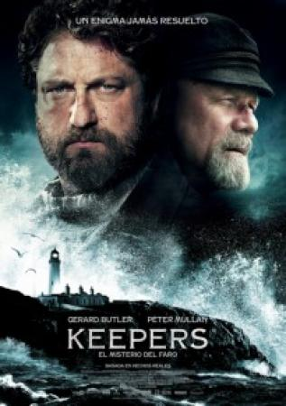 Keepers, el misterio del faro